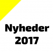 Produktnyheder 2017