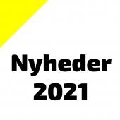 Produktnyheder 2021