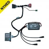 J2D interface til 3 kameraer