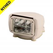 LED Søgespot 12V, hvid