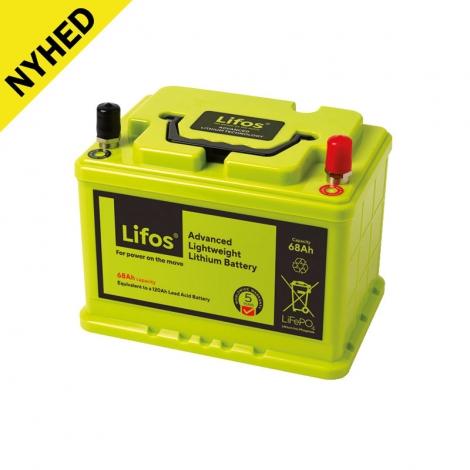Batteri 12v 850Wh LiFePo4