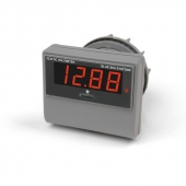 DC Voltmeter med LED display