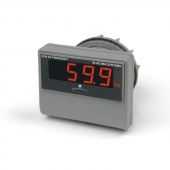 AC Frekvensmeter med LED display