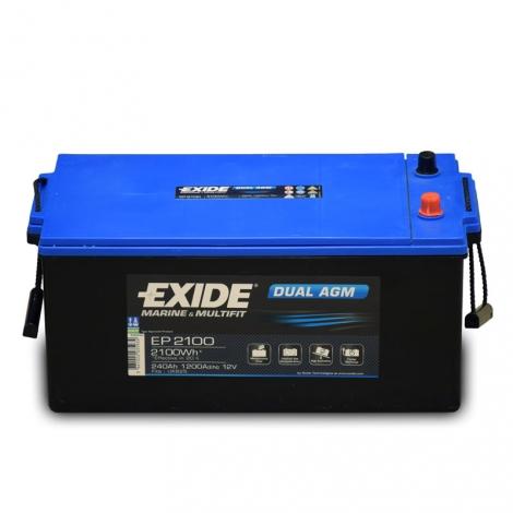 Batteri 2100 Wh