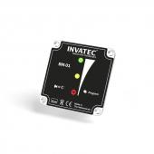 Batterimonitor/voltmeter