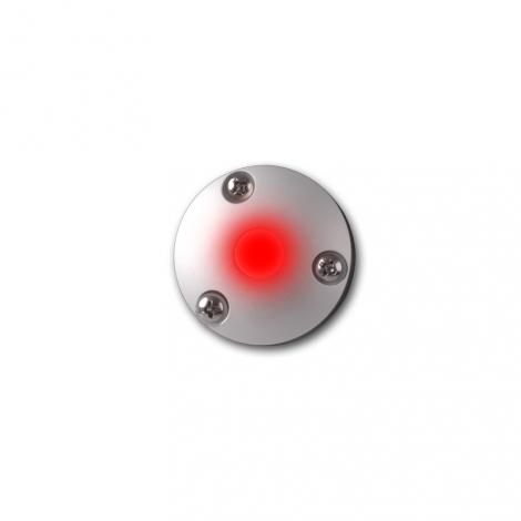 LED Downlight Rød