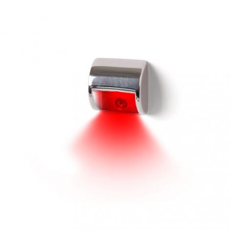 LED Trappelys Rød