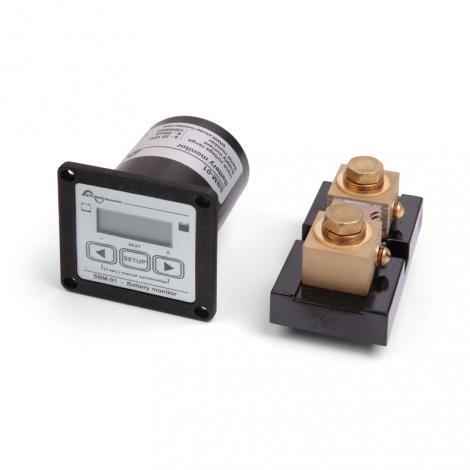 Batterimonitor meter