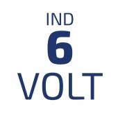 Ind 6 volt