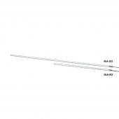 Vinkel LED skinne, 0,5m, 24V, IP68