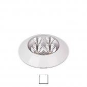 Rund Interiørlampe 4 LED