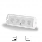 LED Dækslys - planmonteret