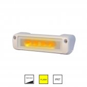 Perimeter Arbejds / Advarsels lampe 15W