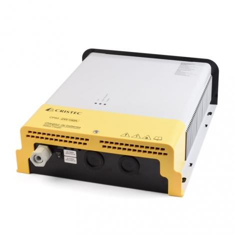 Batterilader 24V 150A (3.fase forsy.)