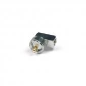 UHF antennestik adapter, vinkel